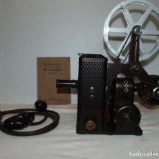 Antigüedades: PROYECTOR DE CINE KODASCOPE MODEL D. Lote 188526692