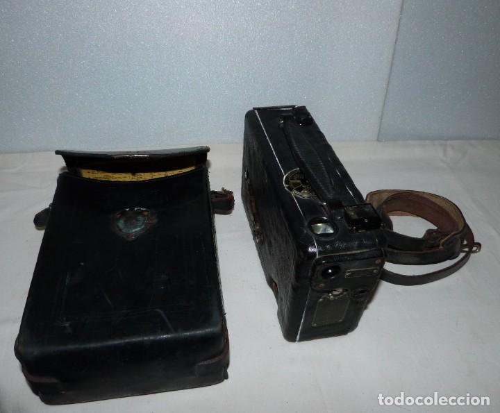 Antigüedades: CINE KODAK MODEL B - Foto 4 - 188526747