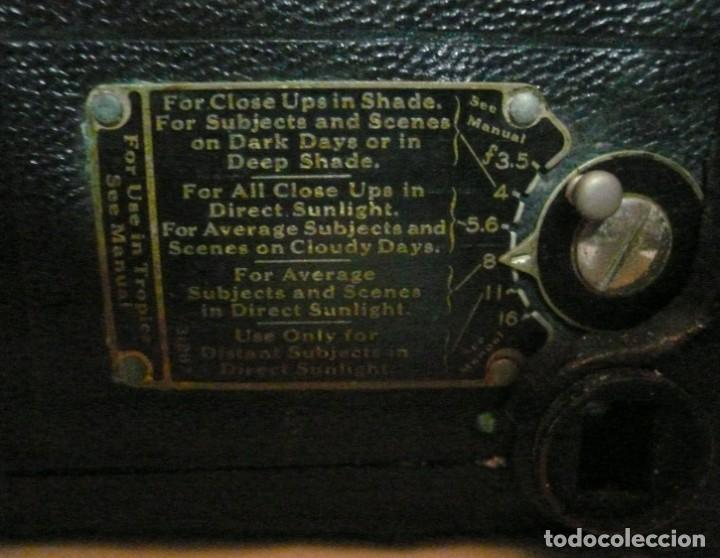 Antigüedades: CINE KODAK MODEL B - Foto 7 - 188526747