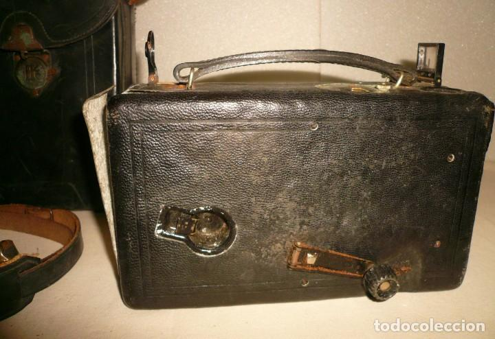 Antigüedades: CINE KODAK MODEL B - Foto 11 - 188526747