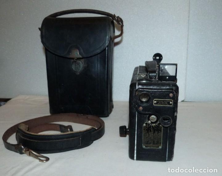 Antigüedades: CINE KODAK MODEL B - Foto 14 - 188526747