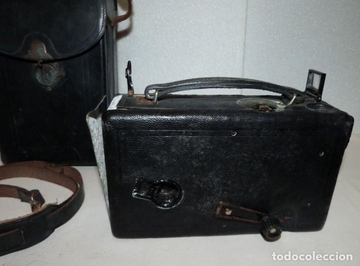 Antigüedades: CINE KODAK MODEL B - Foto 15 - 188526747