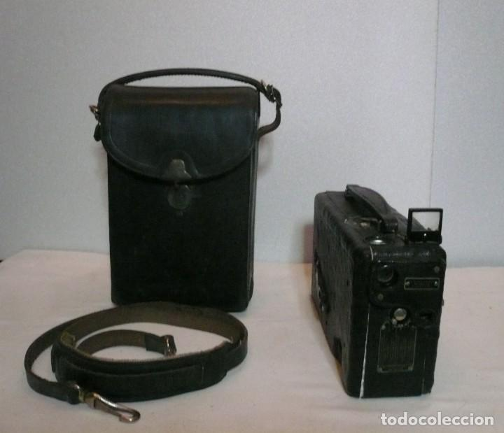 Antigüedades: CINE KODAK MODEL B - Foto 18 - 188526747