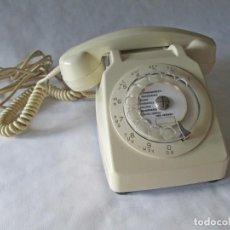 Teléfonos: MUY RARO TELÉFONO SOCOTEL FRANCÉS CON AURICULAR EXTRA FUNCIONANDO (#1). Lote 188538875