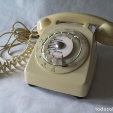 Teléfonos: MUY RARO TELÉFONO SOCOTEL FRANCÉS CON AURICULAR EXTRA FUNCIONANDO (#2). Lote 188539623