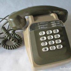 Teléfonos: MUY RARO TELÉFONO FRANCÉS SOCOTEL A BOTONERA CON AURICULAR EXTRA FUNCIONANDO. Lote 188539735