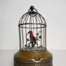 Antigüedades: PÁJARO AUTÓMATA, FINALES SIGLO XIX, PRINCIPIOS DEL XX.. Lote 188660740