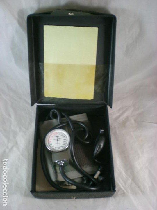 TESIOMETRO HICO - MADE IN JAPAN - SPHYGMOMANOMETER (Antigüedades - Técnicas - Herramientas Profesionales - Medicina)