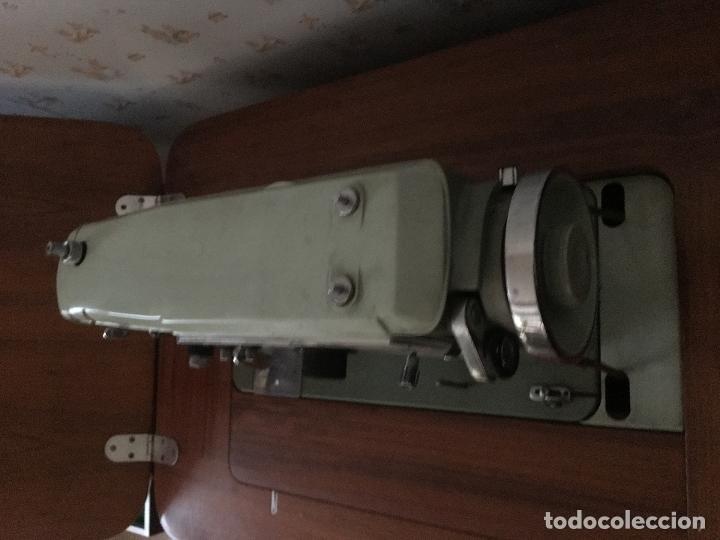 Antigüedades: maquina de coser ALFA de los años 60-70 - Foto 12 - 58599694
