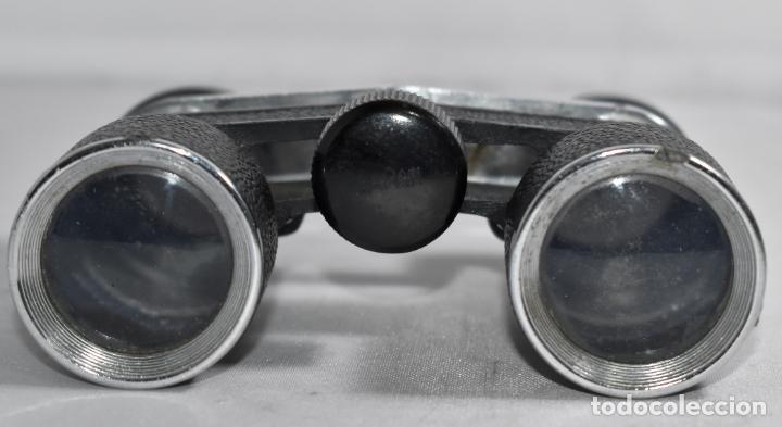 Antigüedades: EXCELENTES PRISMATICOS, BINOCULARES DE OPERA, CAMPO..REVUE.. 3x26..ALEMANIA 1960.FUNCIONAN - Foto 9 - 189427457