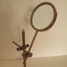 Antigüedades: LUPA CON SOPORTE. Lote 221343356