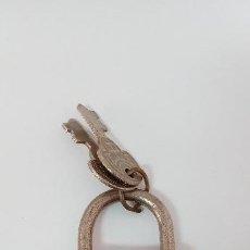 Antigüedades: ANTIGUO CANDADO UCEM. CON SU LLAVES. Lote 189575791