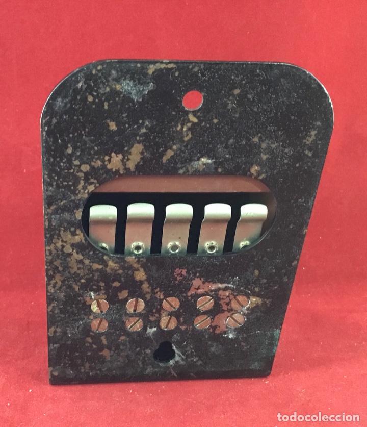 Teléfonos: Antiguo dial, para centralitas, mesa pruebas, etc., de Standard Eléctrica y la CTNE - Foto 3 - 189584025