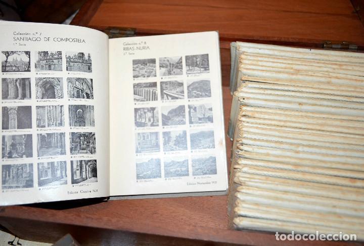 Antigüedades: Visor estereoscópico RELLEV. Estereoscopia España. + de 550 vistas! - Foto 3 - 189626176