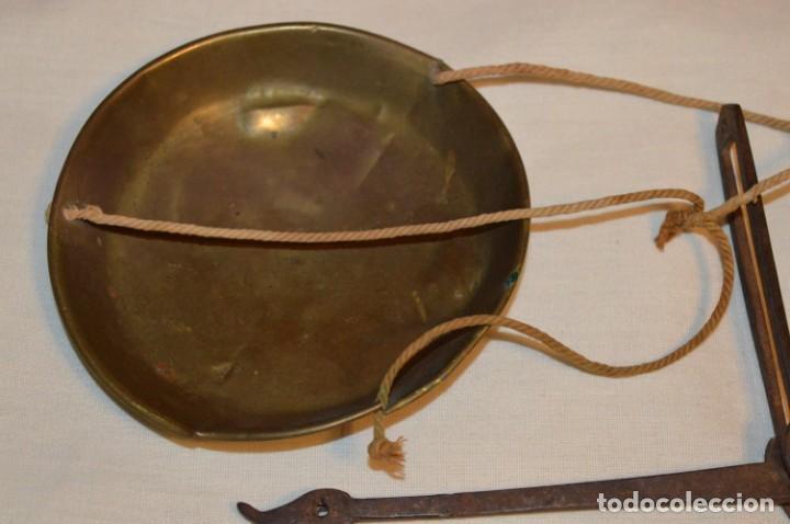 Antigüedades: ANTIGUAS BALANZAS / PESO en MINIATURA - EN METAL - UNA JOYA - PRECIOSAS - ¡Mira fotos y detalles! - Foto 2 - 189698368