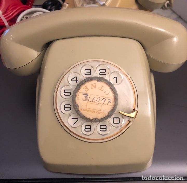 BONITO TELÉFONO ANTIGUO CITESA , MUY BUENA CONSERVACIÓN (Antigüedades - Técnicas - Teléfonos Antiguos)