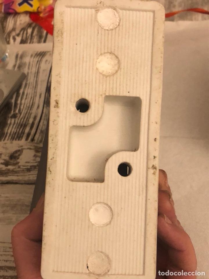 Antigüedades: Lote de 2 fusibles y un interruptor antiguos, porcelana - Foto 5 - 189786078