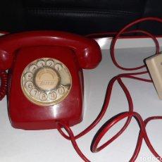 Teléfonos: TELEFONO HERALDO CITESA ROJO 8008. Lote 190033070