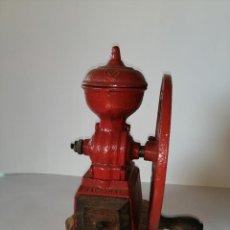 Antigüedades: ANTIGUO MOLINILLO DE CAFÉ MARCA NACIONAL. Lote 190068841