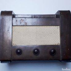 Antigüedades: ANTIGUA RADIO DE VÁLVULAS. Lote 190139125