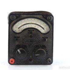 Antigüedades: VOLTIIMETRO / MULTIMETRO UNIVERSAL AVOMETER MODEL 9 MK BAQUELITA ENGLAND. Lote 190223856