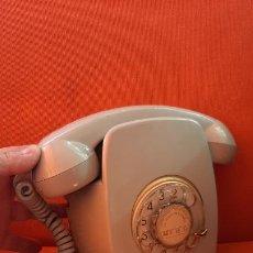 Teléfonos: ANTIGUO TELEFONO DE PARED DE CTNE CITESA MALAGA ECUALIZADO HERALDO VINTAGE AÑOS 60-70. Lote 190287087