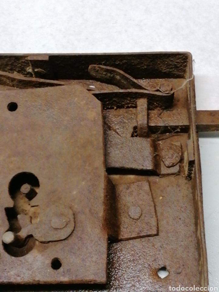 Antigüedades: Cerradura portón - Foto 2 - 190290815
