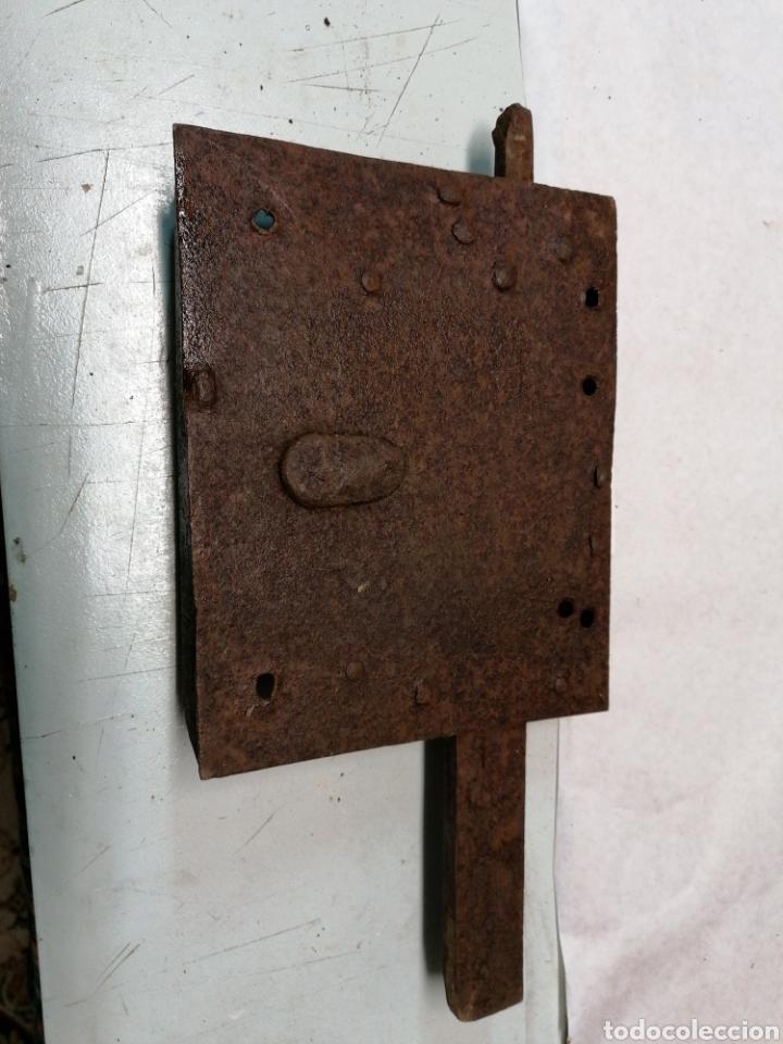 Antigüedades: Cerradura portón - Foto 4 - 190290815