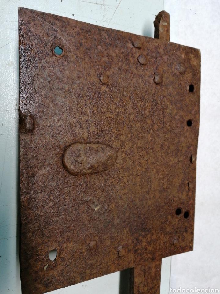 Antigüedades: Cerradura portón - Foto 5 - 190290815