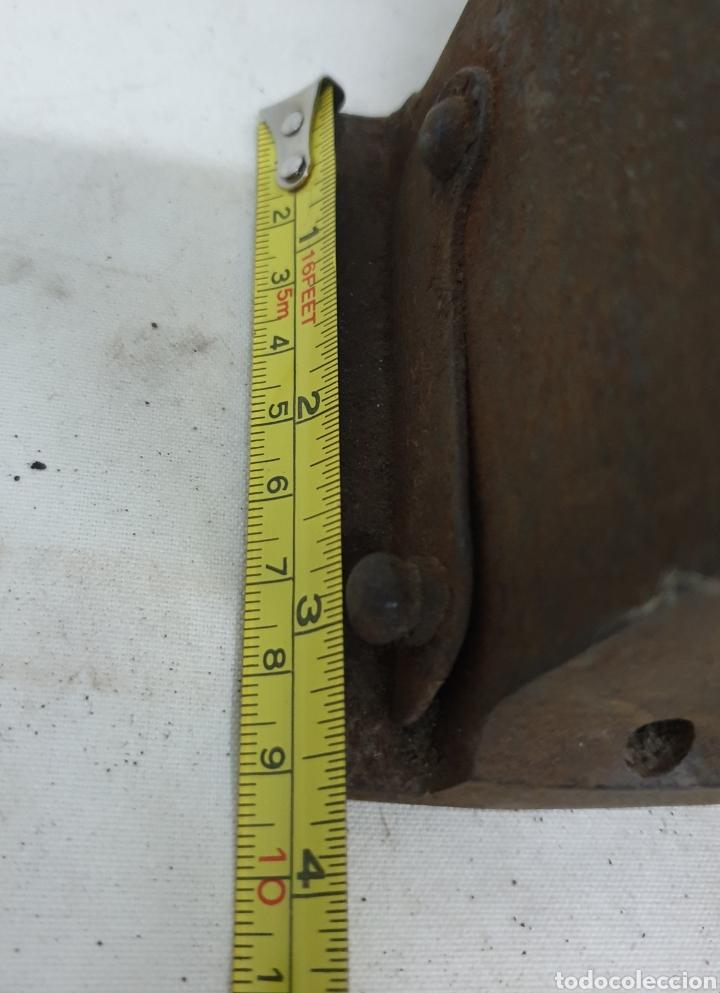 Antigüedades: Plancha de carbón - Foto 10 - 190292043