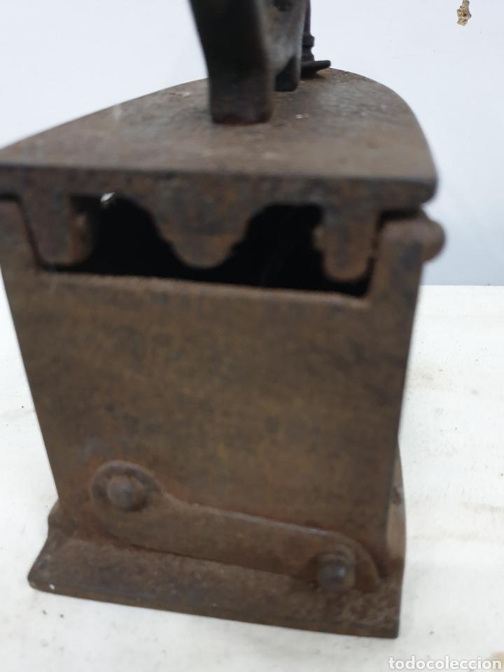 Antigüedades: Plancha de carbón - Foto 11 - 190292043