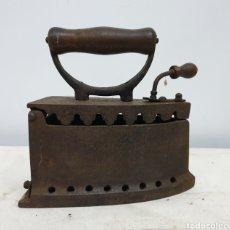 Antigüedades: PLANCHA DE CARBÓN. Lote 190292043