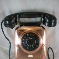 Téléphones: TELEFONO HEEMAF (SIEMENS W28) - PARED - AÑOS 40 - HOLANDA - FUNCIONA. Lote 190301041