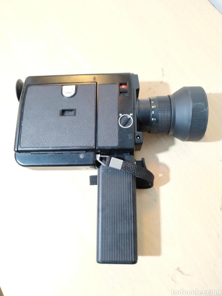 Antigüedades: Camara Super 8 Canon Canosound 514XL-S - años 70/80 - Foto 3 - 190317396