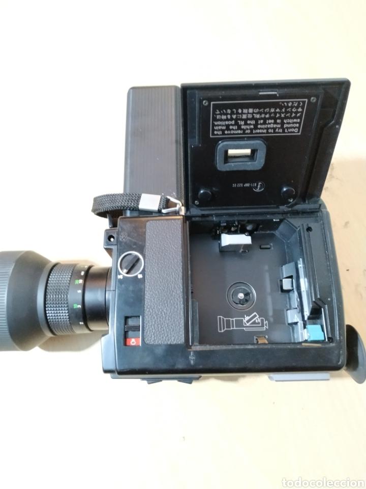 Antigüedades: Camara Super 8 Canon Canosound 514XL-S - años 70/80 - Foto 4 - 190317396