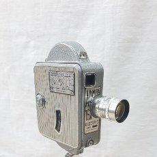 Antiguidades: MEOPTA ADMIRA 16 ELECTRIC. CON TRÍPODE. 16MM. AÑOS 50. Lote 190439153