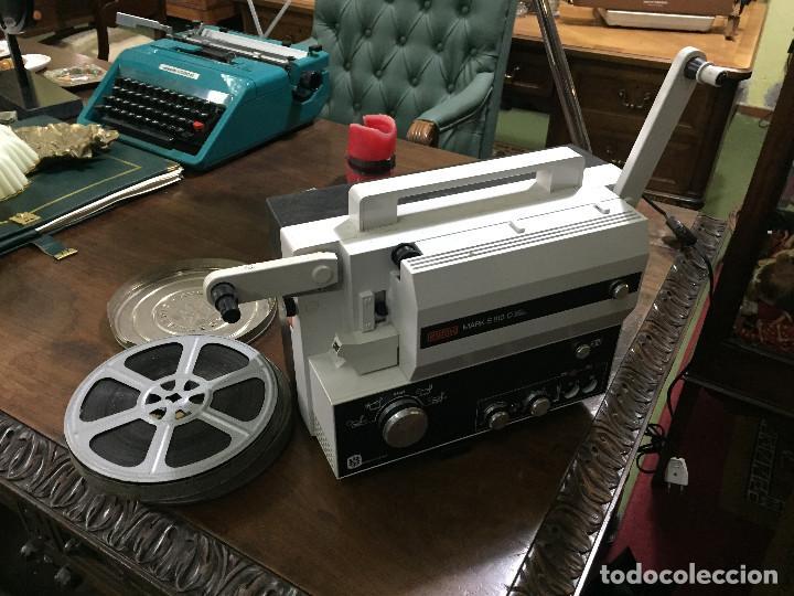 Antigüedades: Proyector años 70 - Foto 2 - 190508523