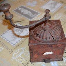 Antigüedades: MOLINILLO DE CAFÉ ANTIGUO.. Lote 190529602