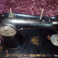 Antiquités: MAQUINA DE COSER SIGMA PARA DECORAR. Lote 190610778