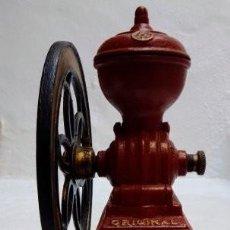Antigüedades: ANTIGUO MOLINILLO DE CAFE ORIGINAL , RESTAURADO . Lote 190703237