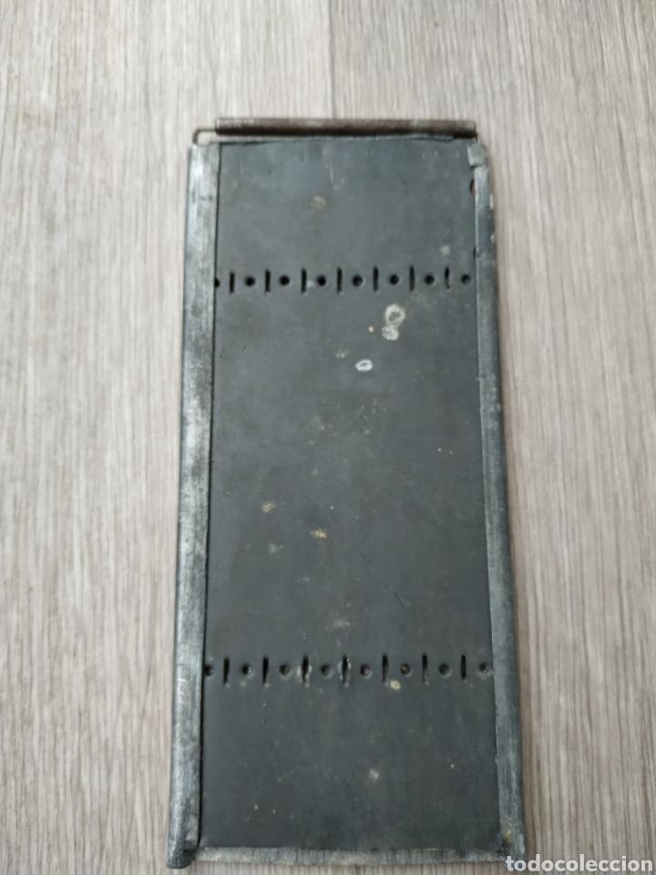 Antigüedades: Ábaco , calculadora manual ofling - Foto 4 - 190723501