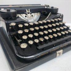 Antigüedades: UNDERWOOD STANDARD FOUR BANK TYPEWRITER. Lote 190723875