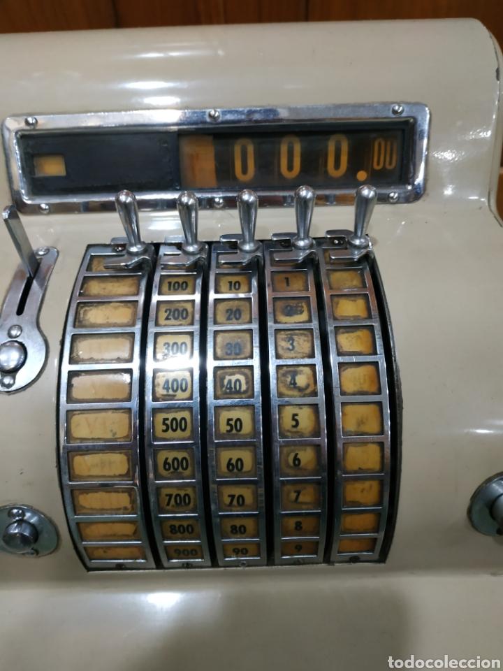 Antigüedades: Caja registradora - Foto 2 - 190761771