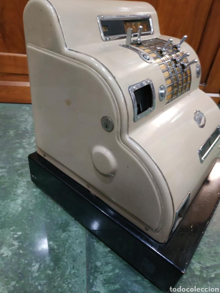 Antigüedades: Caja registradora - Foto 5 - 190761771