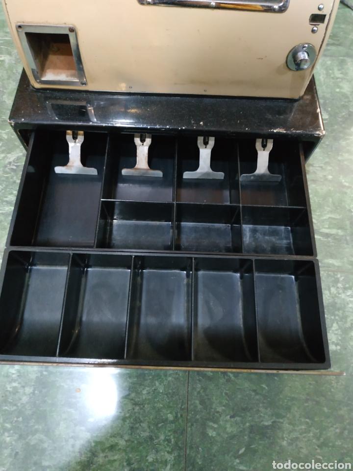 Antigüedades: Caja registradora - Foto 6 - 190761771