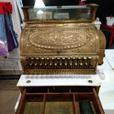 Antigüedades: CAJA REGISTRADORA NATIONAL 1920. Lote 190864521