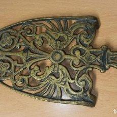 Antigüedades: PIE DE PLANCHA . Lote 191030305