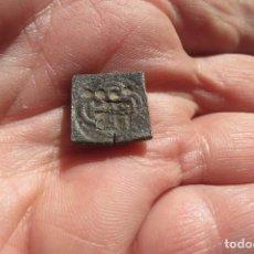 Antigüedades: PONDERAL PARA DOS ESCUDOS. Lote 191036687