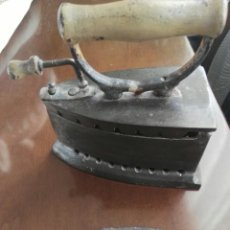 Antigüedades: PLANCHA DE CARBÓN. Lote 191085675