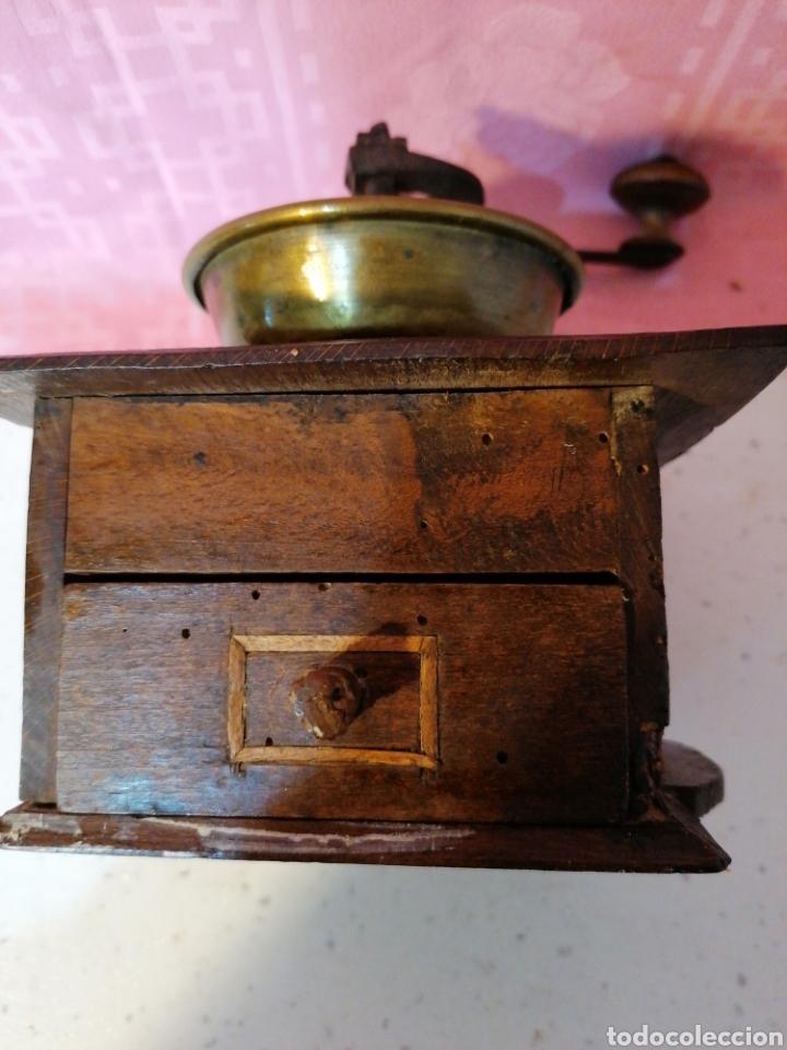 Antigüedades: Molinillo de café antiguo - Foto 2 - 191165518